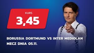 Borussia Dortmund vs Inter Mediolan – Mecz Dnia zapowiedź