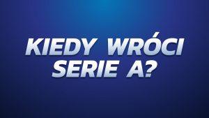 Koronawirus sparaliżował ligę włoską. Kiedy Serie A wróci do gry?