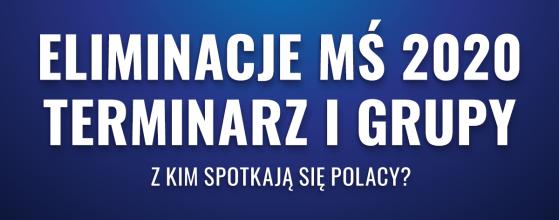 Eliminacje MŚ 2022 - terminarz i grupy