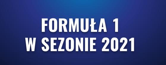 Formuła 1 2021