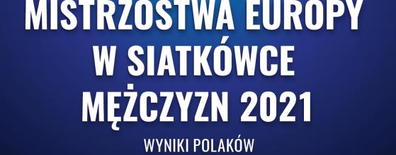 Polacy na mistrzostwach Europy w siatkówce mężczyzn